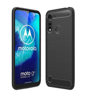 کیس TPU طرح کربن motorola g8 power lite